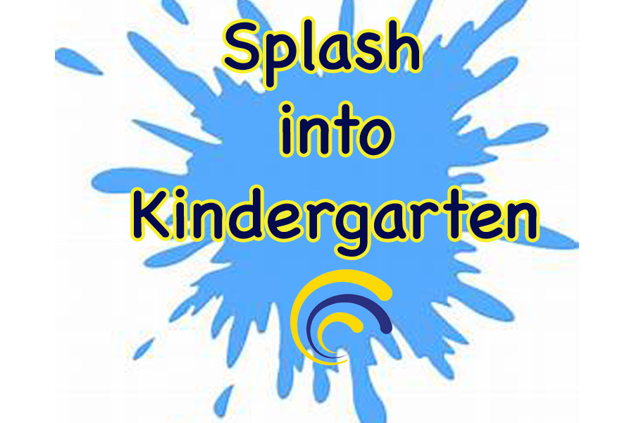 Splash into Kindergarten
