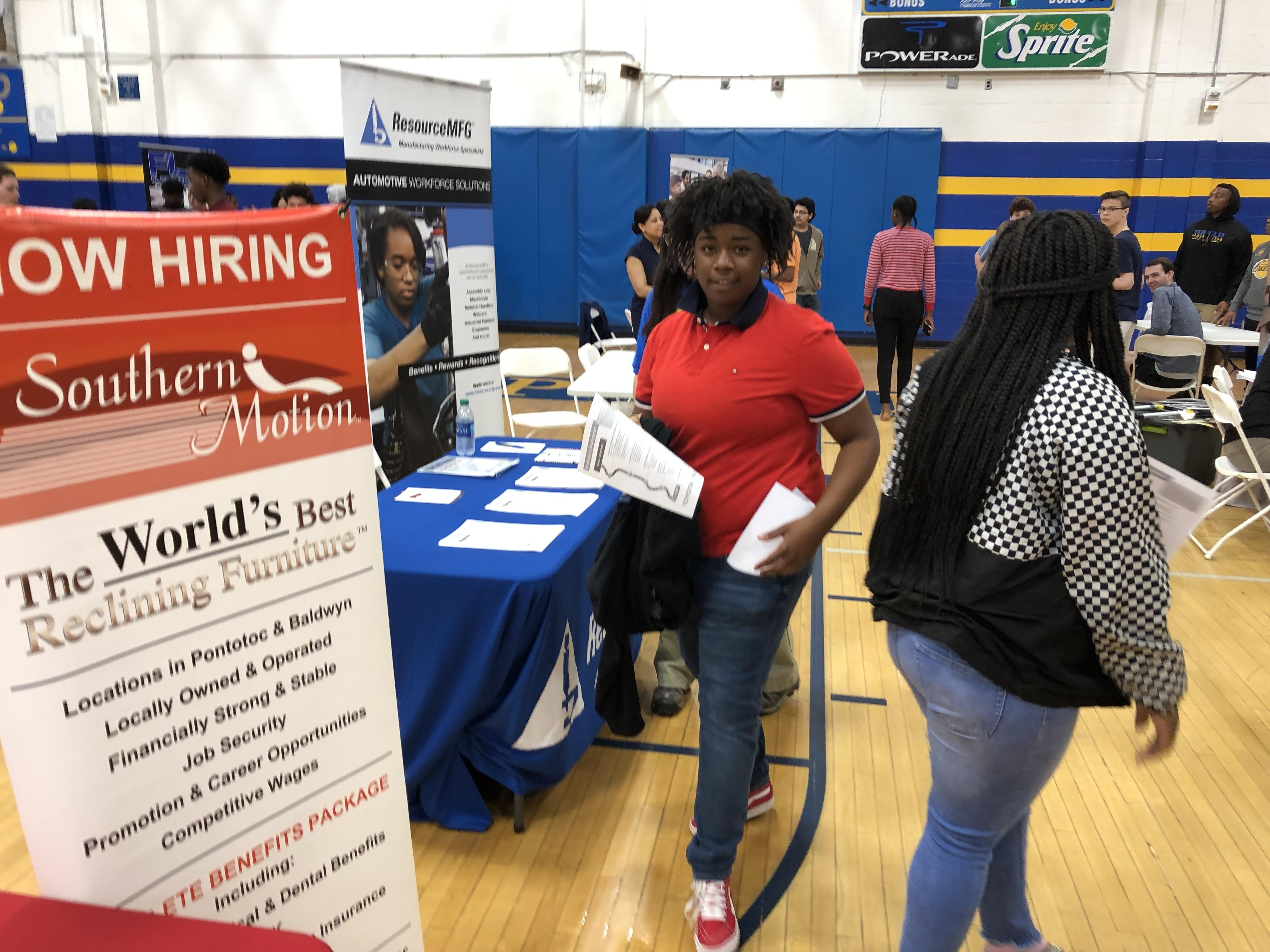 Job Fair - Tupelo Public School District