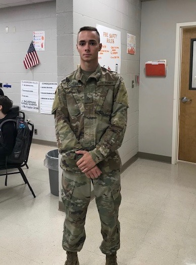military student