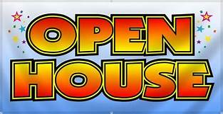 Open House Dates Set